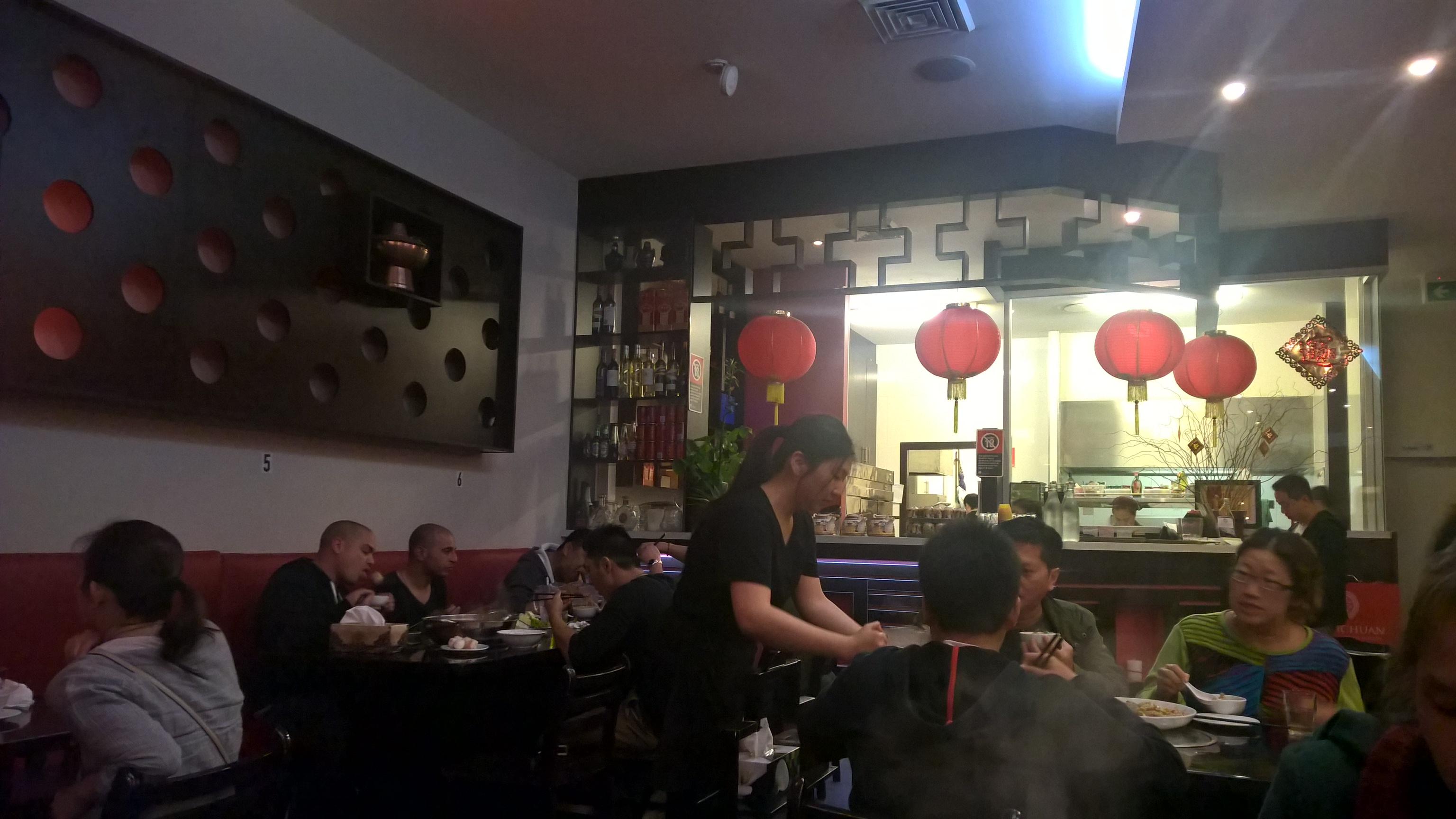 Red Sichuan – Canley Vale